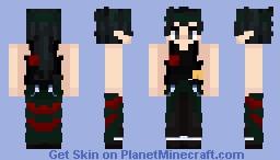 Tower Of God: Cha (Hidden Grove) Minecraft Skin