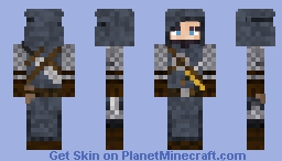 Rogue Minecraft Skin