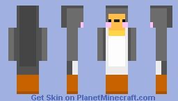Borb Minecraft Skin