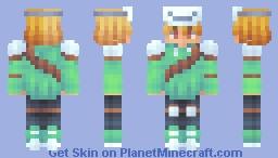 """I WANNA SEE WHITE FLAGS"" - Dream Minecraft Skin"