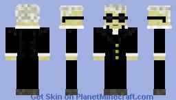 Hans Hermann Hoppe Minecraft Skin