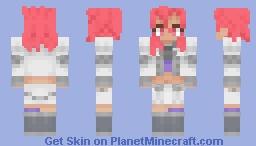 Hapi - Fire Emblem: Three Houses Minecraft Skin