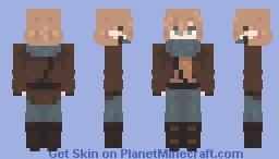 -| #7 |- OC Minecraft Skin