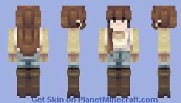 Coach - ST Minecraft Skin