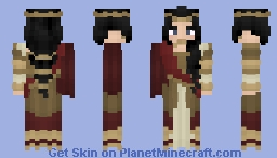 [RPG Skin Entry] An Empress, of Sorts. Minecraft Skin