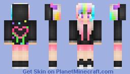 °ѕυgαя° 3000 Subs Skin!<3 Minecraft Skin