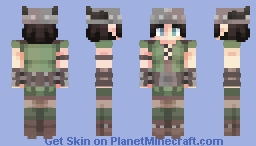 Snotlout, Snotlout, oy, oy, oy! Minecraft Skin