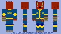 Cody Redwool ZJ EX (2019 EDITION) Minecraft Skin