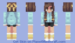 Casual - RCE Minecraft Skin