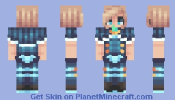 Don't Ask //RCE// Minecraft Skin