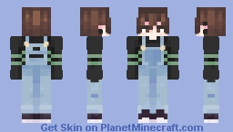 = Perfectly imperfect = (SF) Minecraft Skin