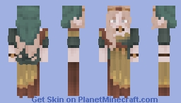 ↠ Ancient Ethereal Minecraft Skin