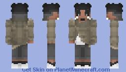 Original Character | Custom | カスタム Minecraft Skin