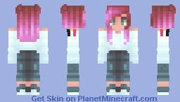 New Me //CE// Minecraft Skin