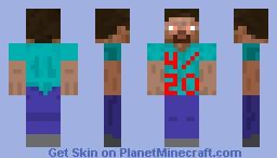420 steve Minecraft Skin