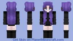 ✿.。.:* ☆:**:. Aesthetic .:**:.☆*.:。.✿ Minecraft Skin