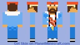 Sebastian Sentino Alvarez Minecraft Skin