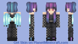 I didn't ask for this Minecraft Skin
