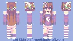 ally ;; persona 🌙 Minecraft Skin