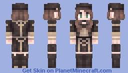 dorothea Minecraft Skin