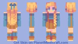 Summer Skies ❧ᎷᏰ (PR) Minecraft Skin