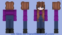 Happy New year 🎆 Minecraft Skin