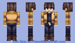 Take Off Minecraft Skin