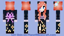 Japanese Empress 2.0 Minecraft Skin