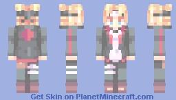 BORUTO Minecraft Skin