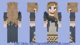 HZ ~ Newly Appointed Princess Minecraft Skin