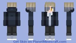 Milo Dann Minecraft Skin