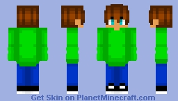 Milton Adams Minecraft Skin