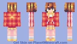 mio honda - popreel Minecraft Skin