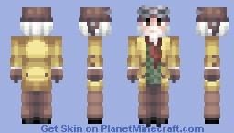 Arturo Bullard - Shepherd6's Request - Minecraft Skin