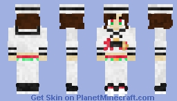 Josuke Higashikata (JoJolion) Minecraft Skin