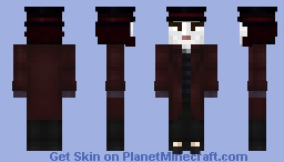 Willy Wonka and chocolate factory 🍫 🏭 Minecraft Skin