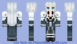 Sephiroth Minecraft Skin