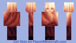 [Kari] Glaring Sunset Minecraft Skin