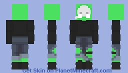 IMessage//WebsiteHumans Minecraft Skin