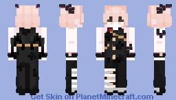 Asmodeus - Obey Me Minecraft Skin