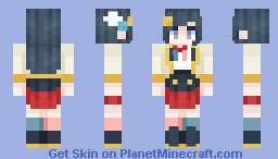 Setsuna Yuki Minecraft Skin