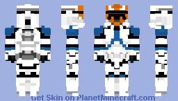 332nd Company Trooper Minecraft Skin