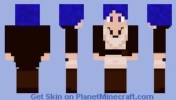 Jedi Evan Minecraft Skin