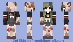 low tide Minecraft Skin