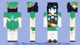Hehe - Venti Minecraft Skin