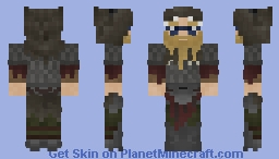 Dwarven Warrior [𝐹𝑅𝒫] Minecraft Skin