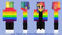 Gooba - 6ix9ine Minecraft Skin