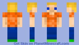 4-bit Skin [3D's Contest] Minecraft Skin