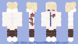 Classic Minecraft Skin