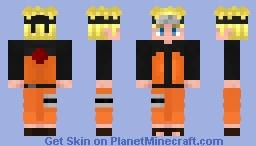 Naruto ~ Skin Minecraft Skin